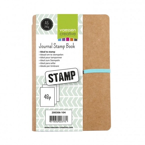 Vaessen Creative • journal stamp book A5