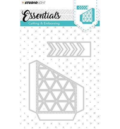STENCILSL144 - Cutting and Embossing Die Essential