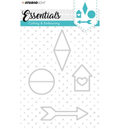 STENCILSL142 - Cutting and Embossing Die Essential
