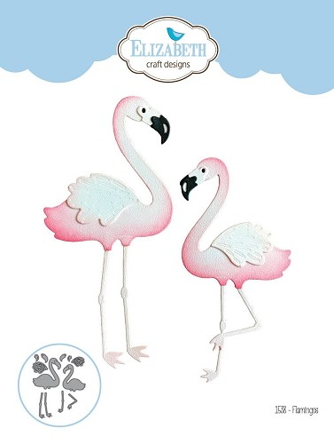 Flamingo Dies Elizabeth Craft