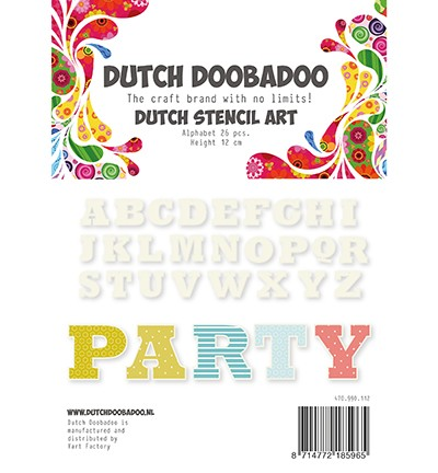 470990112 - Dutch Art Alphabet 4