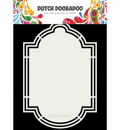 470713174 - Dutch Doobadoo Shape Art label 6