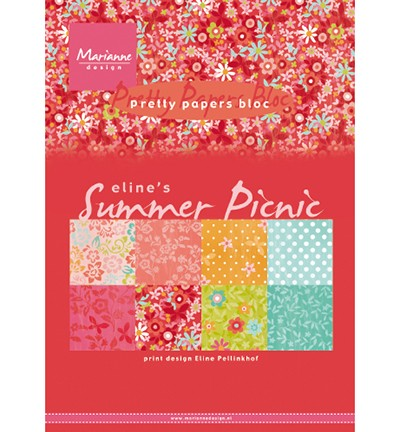 PB7056 - Eline`s Summer picnic paperpad