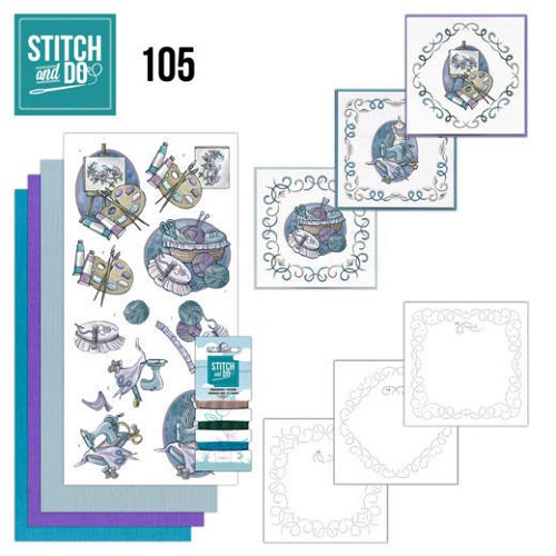Stitch and Do 105 Crafting