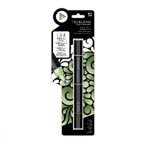 Spectrum Noir TriBlend Marker – Dull Green Blend