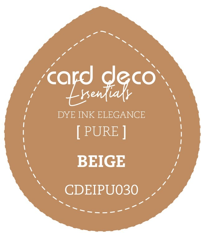 Card Deco Essentials Fade-Resistant Dye Ink Beige