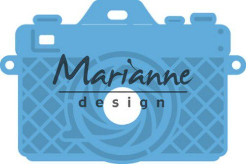 lr0605 Marianne D Creatable foto camera LR0605 60x40 mm (06-19)