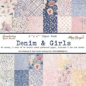 Denim & Girls - Paper Pack
