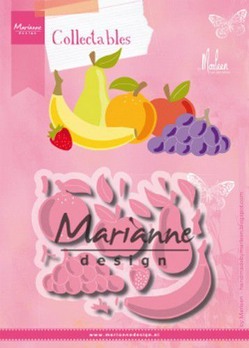 col1469 Marianne D Collectable Fruit by Marleen COL1469 104x87,5mm (07-19)