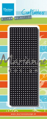 cr1473 Marianne D Craftable Cross stitch border CR1473 131,5x47,5mm (07-19)