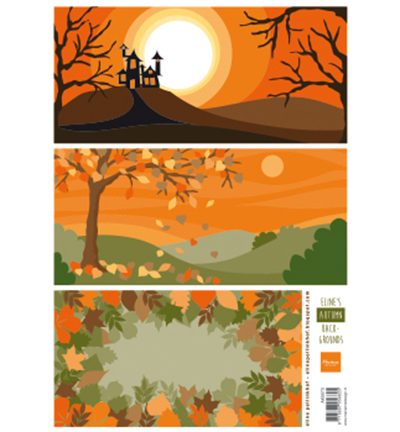 AK0073 - Eline's Autumn Backgrounds