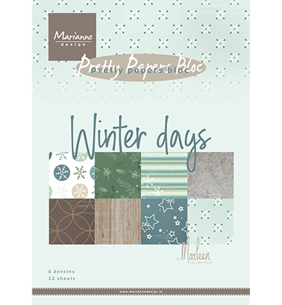 PK9164 - Winter days by Marleen
