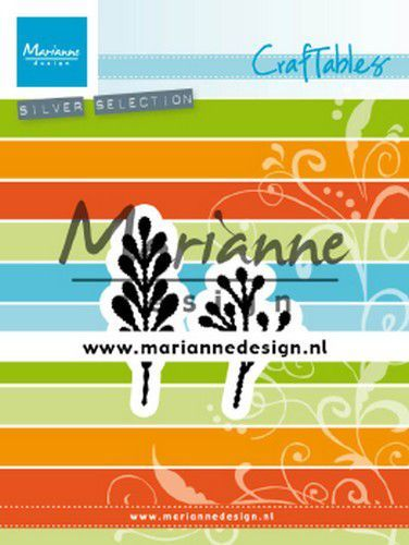 Marianne D Craftable takjes CR1495 19.5x55 mm, 29x41.5 mm