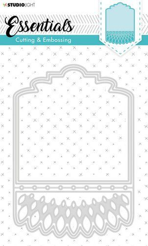 Studio Light Embossing Die Cut Essentials nr.251
