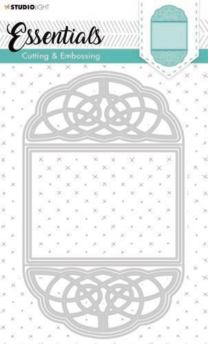 Studio Light Embossing Die Cut Essentials nr.262 STENCILSL262 (03-19)