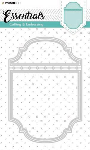 Studio Light Embossing Die Cut Essentials nr.264 STENCILSL264 (03-19)
