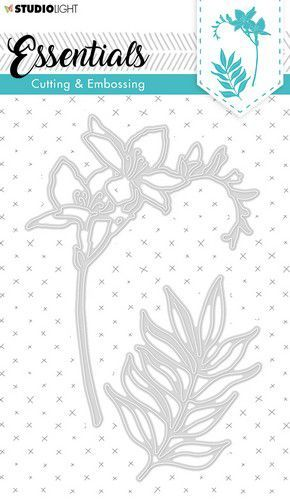 Studio Light Embossing Die Cut Essentials nr.260 STENCILSL260 (02-19)