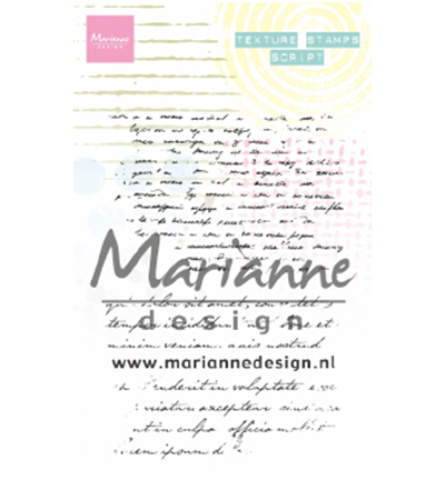 mm1627 clearstamp Texture stamps - Script