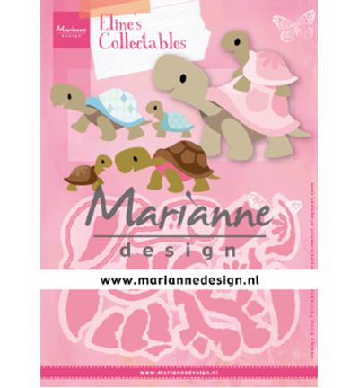 col1480 collectable Eline's Turtles