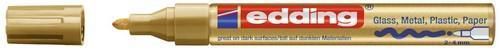 edding-750 glanslakmarker goud 1ST 2-4 mm / 4-750-9-053