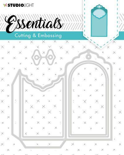 Studio Light Embossing Die Cut Essentials no.275 STENCILSL275 (04-20)