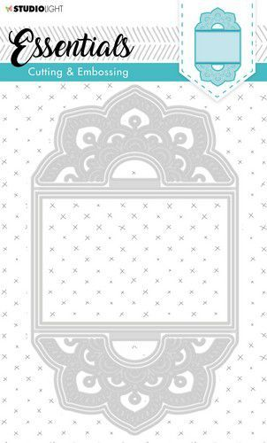 Studio Light Embossing Die Cut Essentials nr.278 STENCILSL278 (05-20)