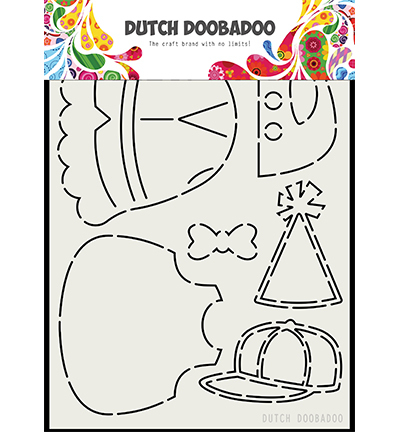DDBD Dutch Mask Art clothes