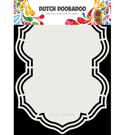 DDBD Dutch Shape Art Evelyn