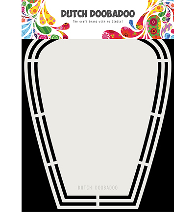 DDBD Dutch Shape Art Flower petals
