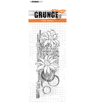 Studio Light - Clear Stamp - Grunge Collection - nr.500