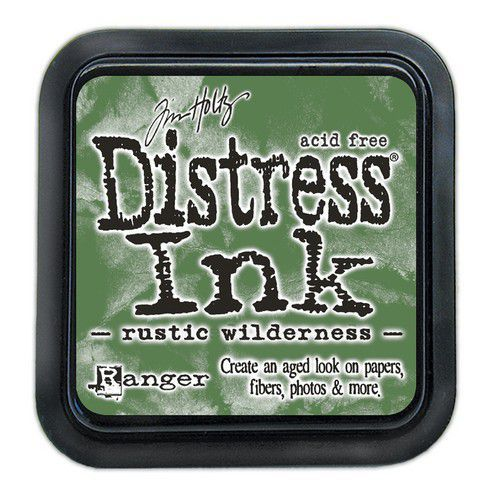 Ranger Distress Inks Pad - Rustic Wilderness TIM72805 Tim Holtz