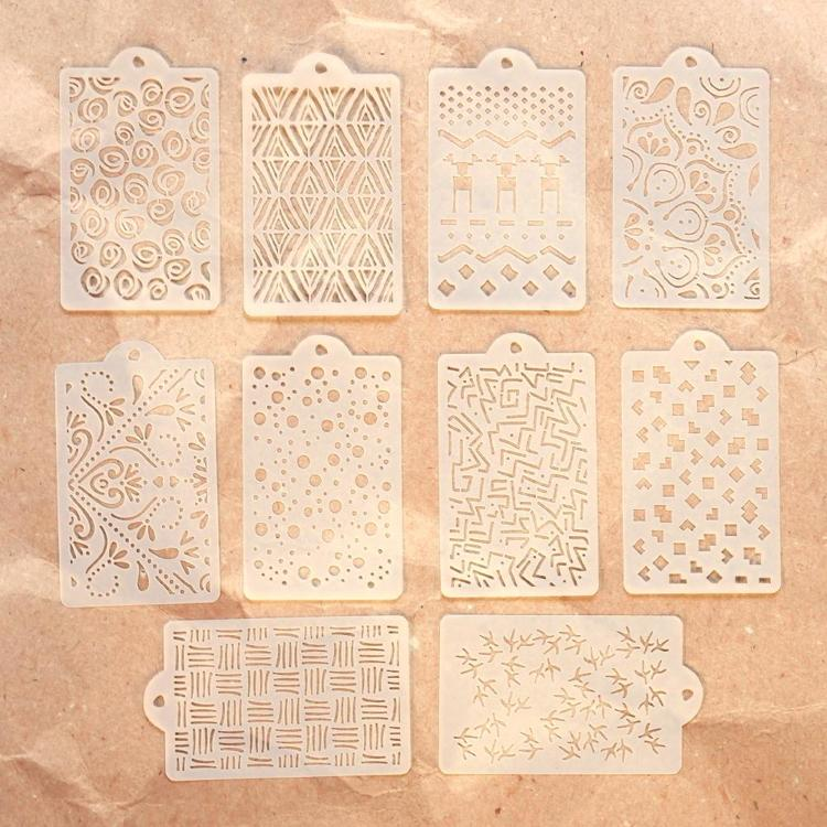 Pattern Stencil Pack