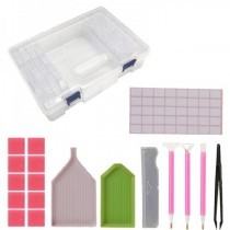 AC004-005 Diamond Painting Accessories Set