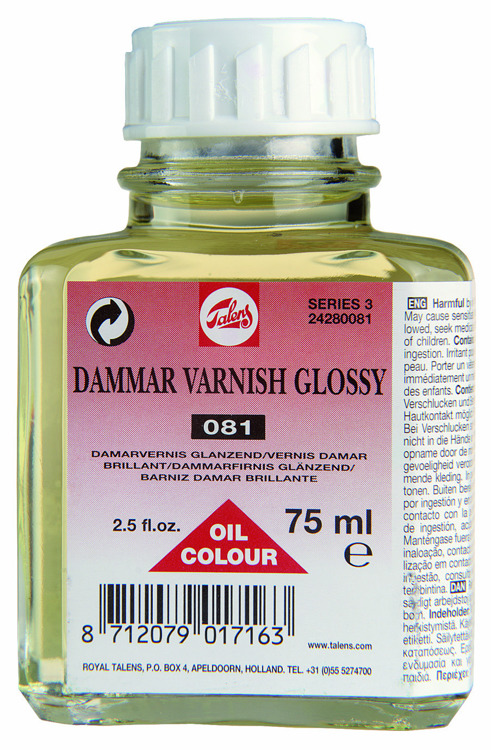 Damarvernis Glanzend Flacon 75 ml