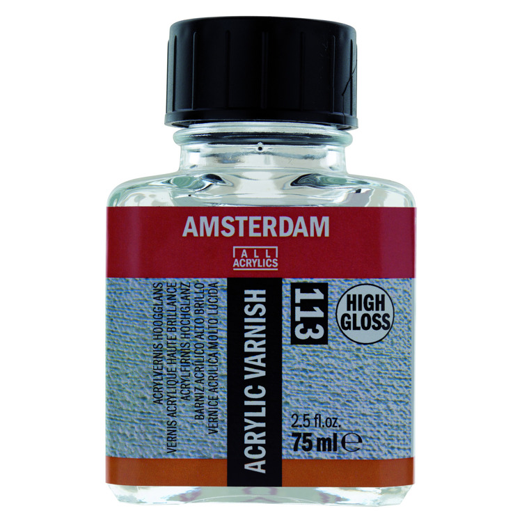 Amsterdam acrylvernis high gloss 75ml