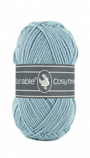 Durable Cosy fine baby blue