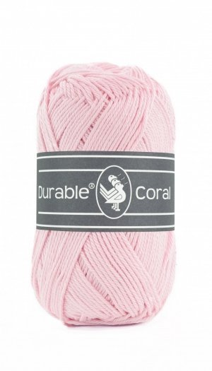 durable coral light rosa