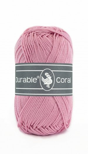 durable coral old rose