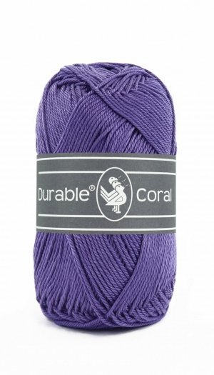 durable coral indigo