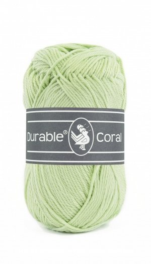 durable coral Light green