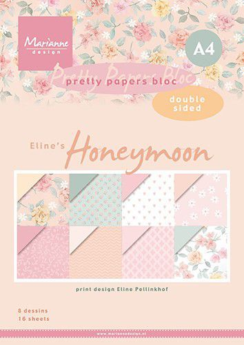 Marianne D Paperpad Eline's Honeymoon PB7060 A4 (02-21)