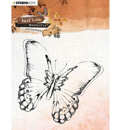 JL Clear Stamp Butterfly Collection nr.14