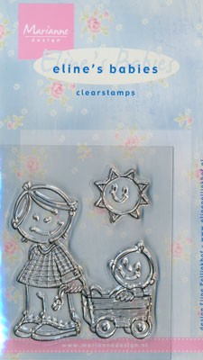 Clear Stamps EC0110 MD clearstamp eline