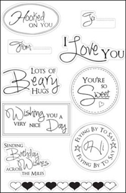 sf1113  clear stamp sentiments