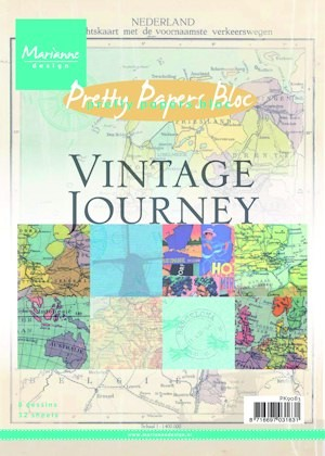 pretty papers journey