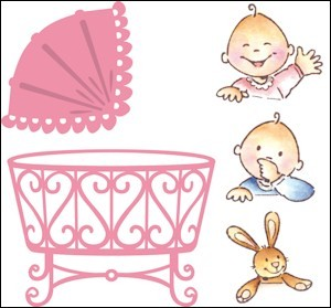col1313 Collectables set Eline`s baby