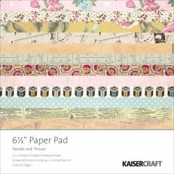 "Needle & Thread Paper Pad 6.5""X6.5"""