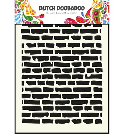 Dutch Mask Art Bricks