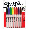 Sharpie Fine Point Permanent Markers Carded 8/Pkg