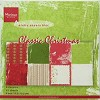 pk9113 Pretty Papers bloc Classic Christmas